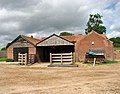 Gressenhall Farm - barns - geograph.org.uk - 1309743.jpg