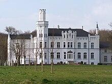 Groß Kedingshagen, Schloss