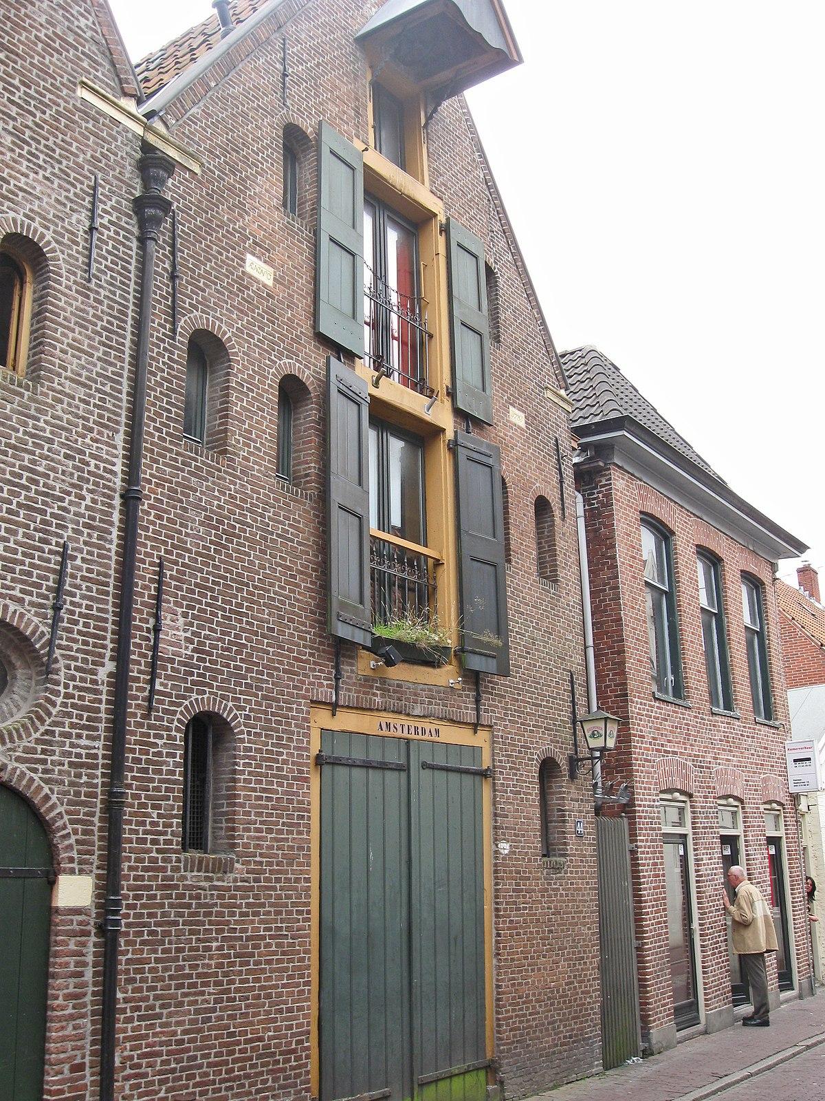 pakhuis amsterdam groningen wikipedia