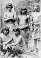 Group of head hunters of the upper Amazon, in Brazil LCCN2001705548.tif