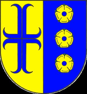 Grundhof - Image: Grundhof Wappen