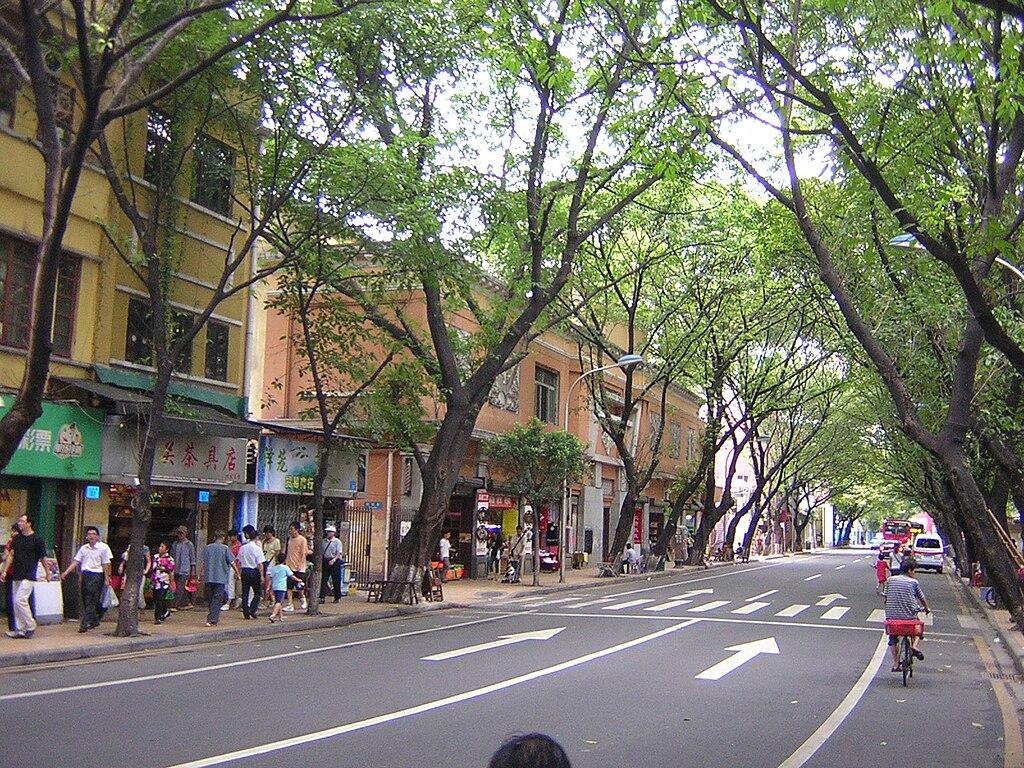 Resultado de imagem para haizhu square guangzhou