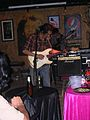 Guitar maestro Took, playing at his club, La Brasserie, Chiang Mai, Thailand.jpg