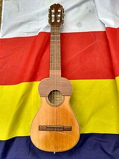 Guitarro (instrument) instrument