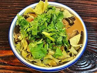 Tianjin cuisine - Image: Guobacai in 2018
