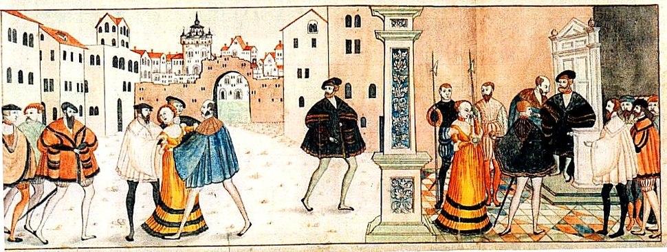 Gustav Vasa triumphs 2