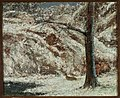 Gustave Courbet - Fawn in the snow in the woods - M.Ob.2045 MNW - National Museum in Warsaw.jpg
