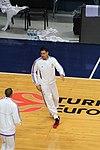 Gustavo Ayón 14 Real Madrid Baloncesto Euroleague 20161201.jpg