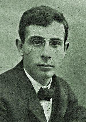 Gustavus Myers - Image: Gustavus Myers journalist