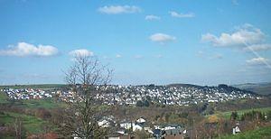 Gusterath - Image: Gusterath (Trier Saarburg)