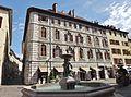 Hôtel Chollet du Bourget, Chambéry (2014).JPG