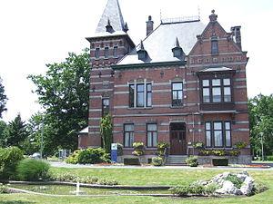 Hôtel de ville de Saint-Ghislain