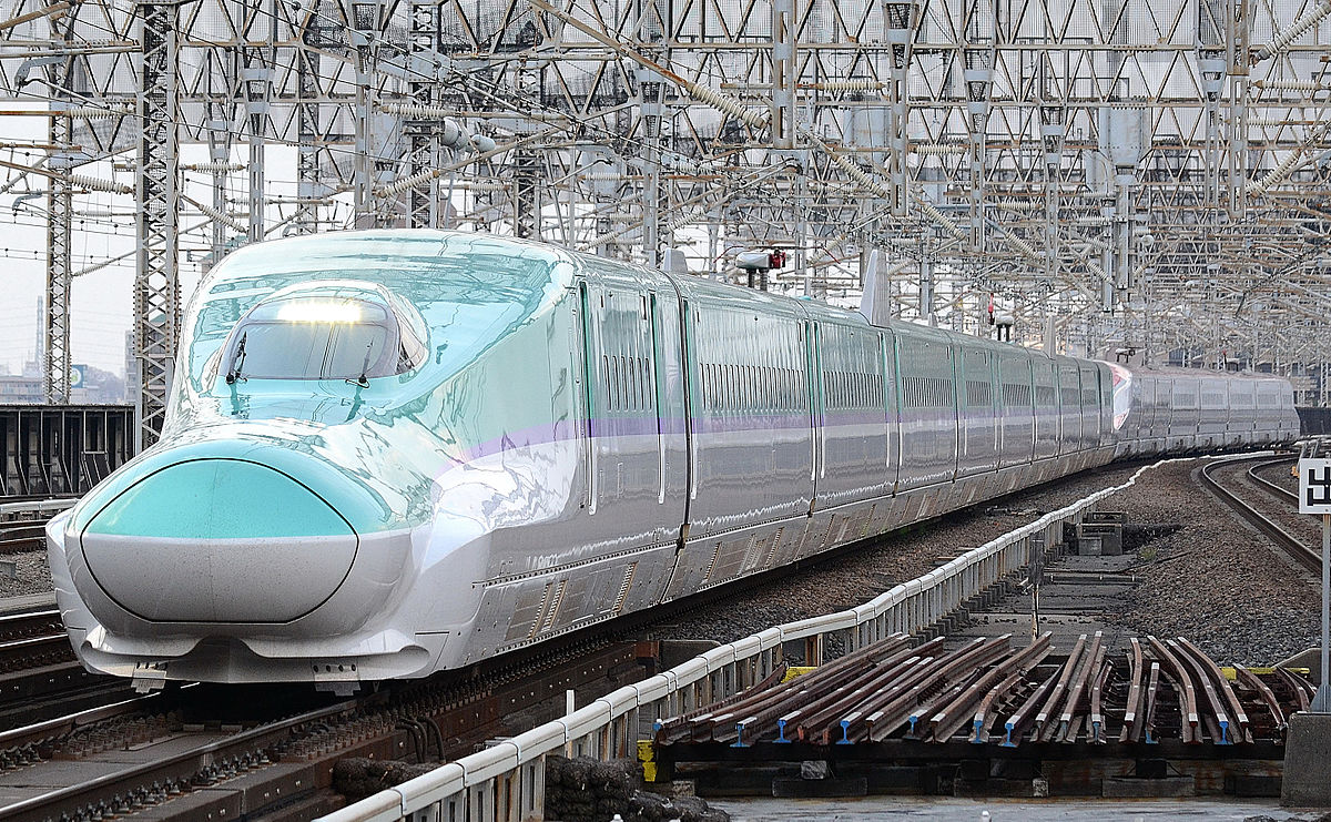 H5 Series Shinkansen - Wikipedia