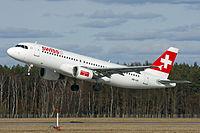 HB-IJO - A320 - Swiss