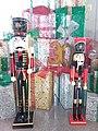 HKCEC Wan Chai North Xmas n decoration 胡桃夾子 Nussknackers wooden dolls December 2018 SSG.jpg