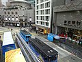 HK Central Des Voeux Road tram 24 30 trail station Dec-2015 New Henry House BEA CCB.JPG