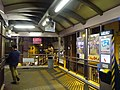 HK Central footbridge interior night Hollywood Road MTR Fare saver terminal.jpg