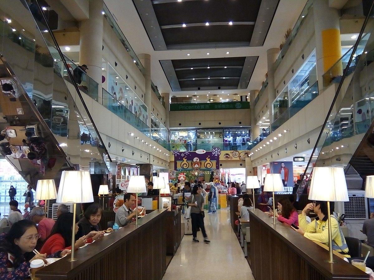 Ginza mall 1