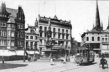 Hotel Stadt Hamburg Bahnhofstr    Saarbrucken