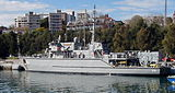HMAS Diamantina MHC86
