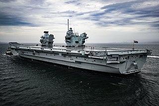 Queen Elizabeth-class aircraft carrier