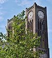 Haarlem Kathedraal Sint Bavo Türme 4.jpg