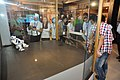 Hacking Space Participants Visit Emerging Technologies Gallery - Science Exploration Hall - Science City - Kolkata 2016-03-29 3168.JPG