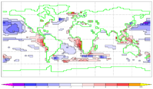 General circulation model - SST errors in HadCM3