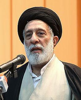Hadi Khamenei Iranian politician