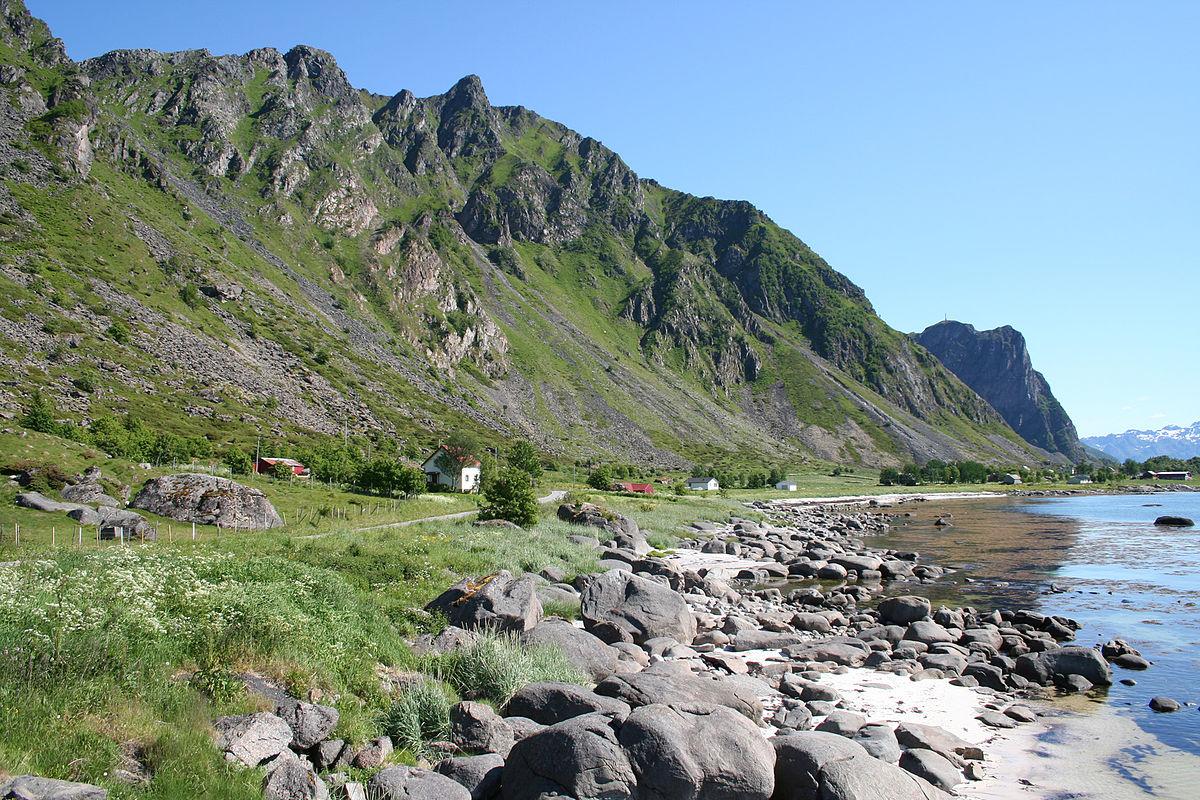 hadseløya kart Hadseløya   Wikipedia hadseløya kart