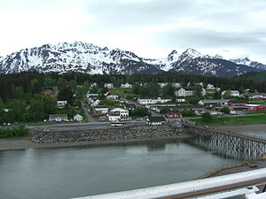 National Register of Historic Places listings in Haines Borough, Alaska