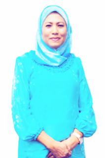 Nancy Shukri Malaysian politician