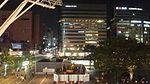 Hakata Station at night in 2015-9-22 No,1.JPG