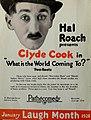 Hal Roach presents Clyde Cook, 1926.jpg