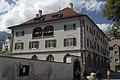 Hall in Tirol, Haus Krippgasse 7 bis 9 von hinten.JPG