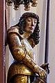 Hallstatt kath. Kirche Marienaltar Florian 03.jpg