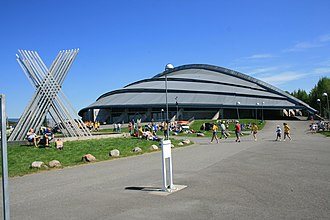 Multi-purpose stadium - Vikingskipet is a multi-purpose stadium for ice sports