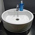 Handwash basin, Roffey, Horsham, West Sussex.jpg