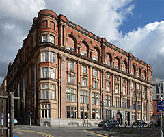 Hanover Building Wikipedia