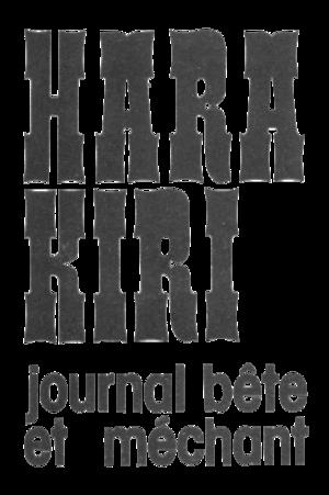 Hara-Kiri (journal)