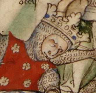 Harald Hardrada - 13th-century portrayal of Harald Hardrada, from The Life of King Edward the Confessor by the English chronicler Matthew Paris