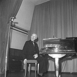 Harald Sæverud - Harald Sæverud (1967)