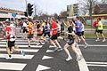 Hardlopers marathon in Rotterdam.JPG