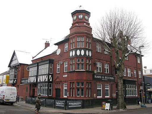 Hare & Hounds, Kings Heath