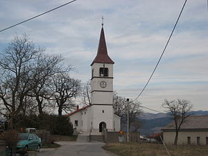 Harije - St. Stephen's Church
