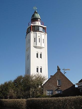 Harlingen, Netherlands - Image: Harlingen, vuurtoren foto 2 2010 04 17 10.27