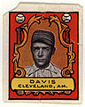 Harry Davis, first baseman, Cleveland Naps, 1911.jpg