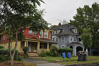 Imlay and Laurel Streets District