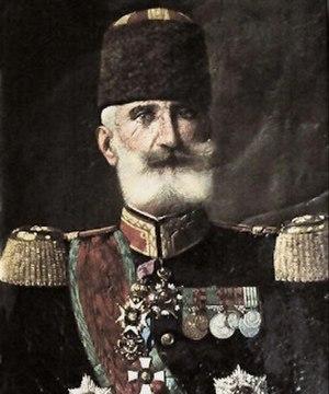 Hasan Tahsin Pasha - Image: Hasan tahsin