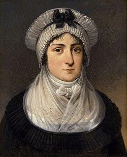 Haudebourt-Lescot - Posthumous portrait of Maria Fortunata d'Este.jpg